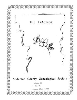 The Tracings, Volume 09, Number 02, Summer 1990