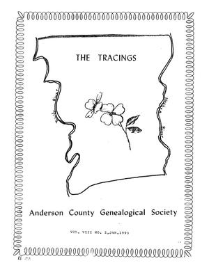The Tracings, Volume 08, Number 02, Winter 1990