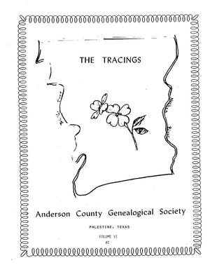 The Tracings, Volume 06, Number 02, Summer 1987