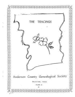The Tracings, Volume 06, Number 01, Spring 1987