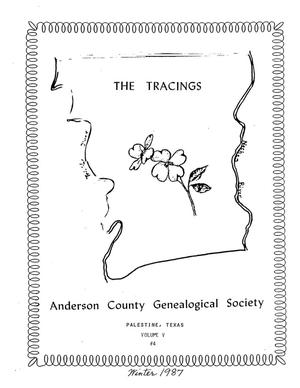 The Tracings, Volume 05, Number 04, Winter 1987