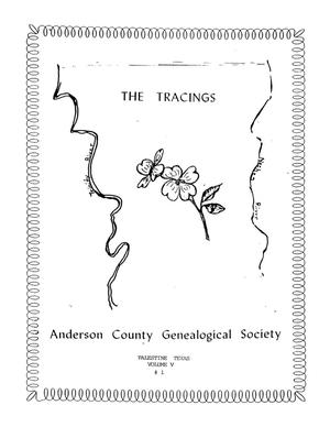 Primary view of object titled 'The Tracings, Volume 05, Number 01, Winter 1986'.
