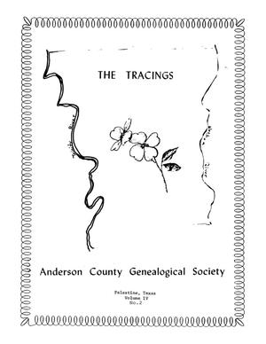 The Tracings, Volume 04, Number 02, Fall 1985