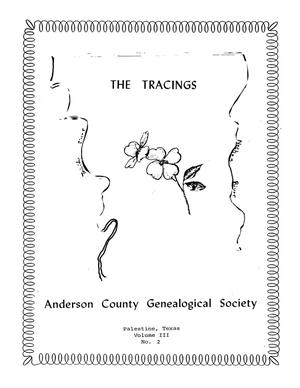 The Tracings, Volume 03, Number 02, Fall 1984