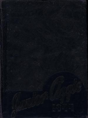 The Junior Aggie, Yearbook of North Texas Agricultural College, 1944