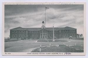 [Camp Lejeune Headquarters]