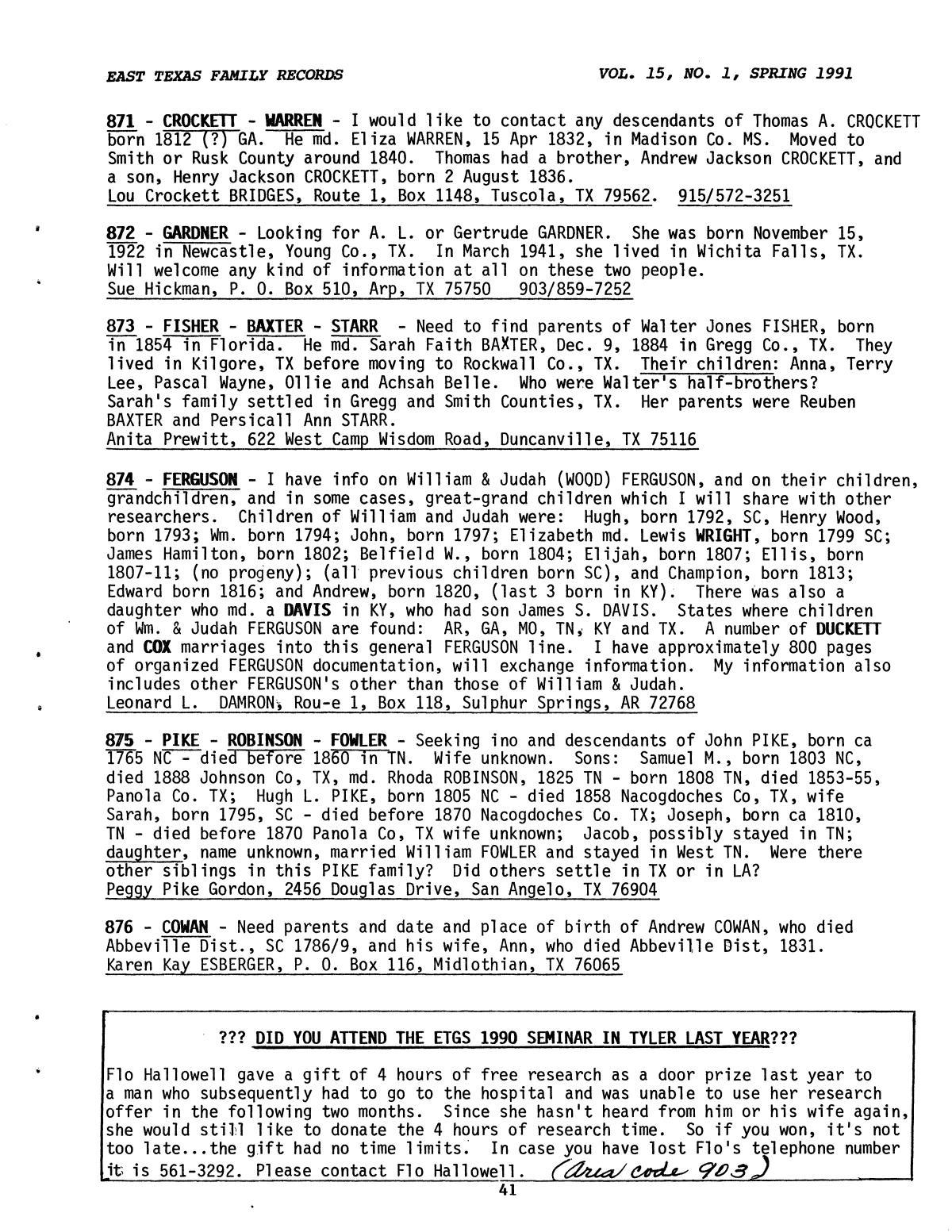 Criminal History Conviction Search