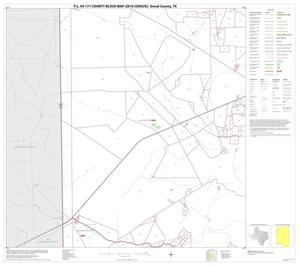 Primary view of object titled 'P.L. 94-171 County Block Map (2010 Census): Duval County, Block 5'.