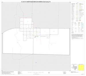 Primary view of object titled 'P.L. 94-171 County Block Map (2010 Census): Kent County, Inset C01'.