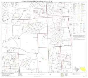 Primary view of object titled 'P.L. 94-171 County Block Map (2010 Census): Harris County, Block 149'.