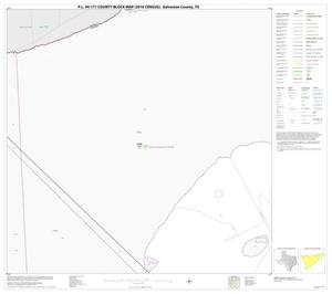 Primary view of object titled 'P.L. 94-171 County Block Map (2010 Census): Galveston County, Block 7'.