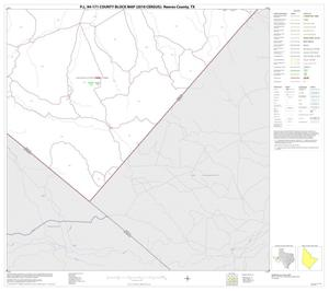 Primary view of object titled 'P.L. 94-171 County Block Map (2010 Census): Reeves County, Block 47'.