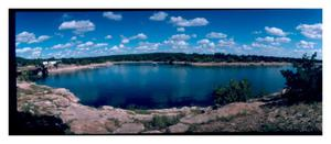 Primary view of object titled '[Possum Kingdom Lake - Observation Point]'.