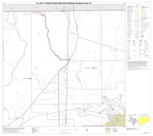 Primary view of object titled 'P.L. 94-171 County Block Map (2010 Census): Eastland County, Block 2'.