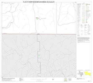 Primary view of object titled 'P.L. 94-171 County Block Map (2010 Census): Kerr County, Block 32'.