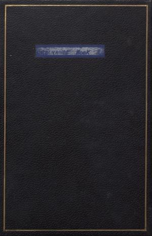 [City of Clarendon Ledger: Ordinances (207)-363]