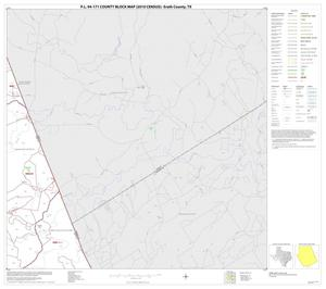 Primary view of object titled 'P.L. 94-171 County Block Map (2010 Census): Erath County, Block 16'.