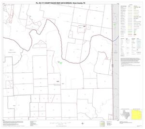 Primary view of object titled 'P.L. 94-171 County Block Map (2010 Census): Knox County, Block 12'.