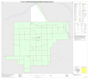 Primary view of object titled 'P.L. 94-171 County Block Map (2010 Census): McCulloch County, Inset A01'.