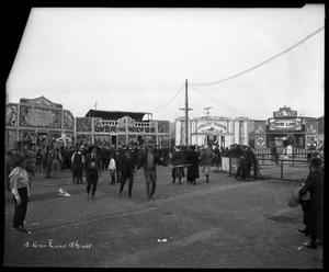 Primary view of object titled '[Photograph of Fort Worth Stock Show]'.