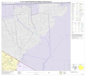 Primary view of object titled 'P.L. 94-171 County Block Map (2010 Census): Fort Bend County, Block 5'.