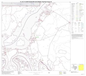 Primary view of object titled 'P.L. 94-171 County Block Map (2010 Census): Palo Pinto County, Block 6'.