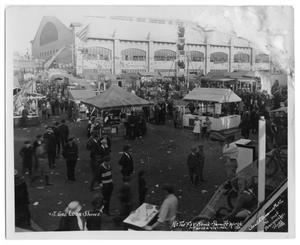 Primary view of object titled '[Fort Worth Stock Show]'.