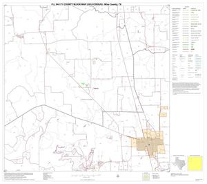 Primary view of object titled 'P.L. 94-171 County Block Map (2010 Census): Wise County, Block 7'.
