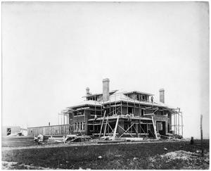 Primary view of object titled '[W.C. Stripling Residence]'.