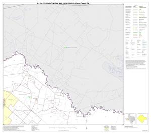 Primary view of object titled 'P.L. 94-171 County Block Map (2010 Census): Pecos County, Block 4'.