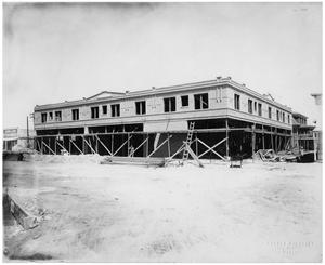 Primary view of object titled '[Merret and Roberts Building]'.