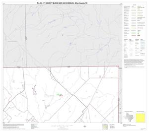 Primary view of object titled 'P.L. 94-171 County Block Map (2010 Census): Wise County, Block 5'.