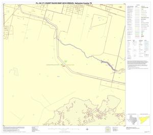 Primary view of object titled 'P.L. 94-171 County Block Map (2010 Census): Galveston County, Block 40'.