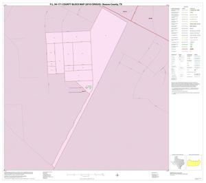 Primary view of object titled 'P.L. 94-171 County Block Map (2010 Census): Nueces County, Inset I01'.