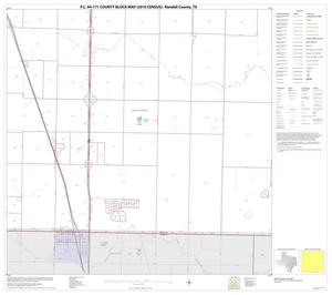 Primary view of object titled 'P.L. 94-171 County Block Map (2010 Census): Randall County, Block 15'.