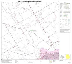 Primary view of object titled 'P.L. 94-171 County Block Map (2010 Census): Erath County, Block 13'.