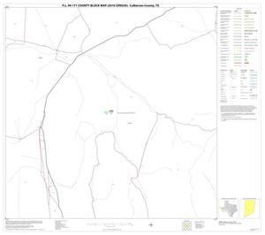 Primary view of object titled 'P.L. 94-171 County Block Map (2010 Census): Culberson County, Block 33'.