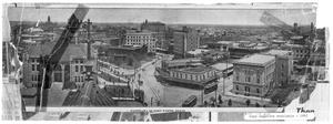 "Primary view of object titled '[""Panorama of Fort Worth, Texas,"" ca. 1908]'."