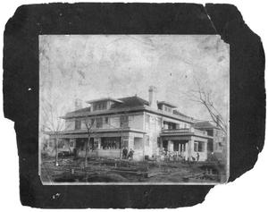 Primary view of object titled 'Anderson Home'.