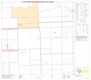 Primary view of object titled 'P.L. 94-171 County Block Map (2010 Census): Nueces County, Block 24'.