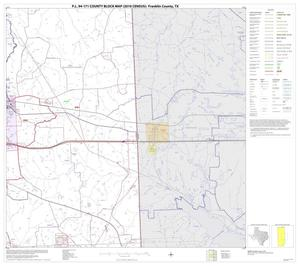Primary view of object titled 'P.L. 94-171 County Block Map (2010 Census): Franklin County, Block 5'.