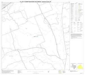 Primary view of object titled 'P.L. 94-171 County Block Map (2010 Census): Lampasas County, Block 5'.