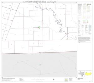 Primary view of object titled 'P.L. 94-171 County Block Map (2010 Census): Nueces County, Block 31'.