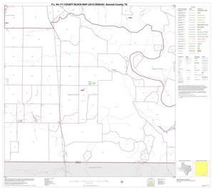 Primary view of object titled 'P.L. 94-171 County Block Map (2010 Census): Runnels County, Block 15'.