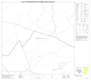 Primary view of object titled 'P.L. 94-171 County Block Map (2010 Census): Culberson County, Block 20'.