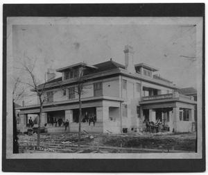 Primary view of object titled '[Residence of Neal Anderson]'.