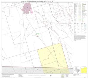 Primary view of object titled 'P.L. 94-171 County Block Map (2010 Census): Winkler County, Block 12'.
