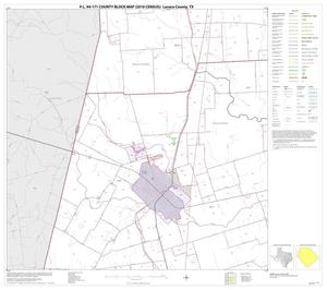 Primary view of object titled 'P.L. 94-171 County Block Map (2010 Census): Lavaca County, Block 5'.