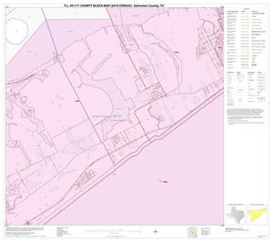 Primary view of object titled 'P.L. 94-171 County Block Map (2010 Census): Galveston County, Block 48'.