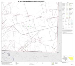 Primary view of object titled 'P.L. 94-171 County Block Map (2010 Census): Loving County, Block 5'.